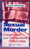 Sexual Murder 9780849311307