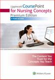 LWW DocuCare and CoursePoint for Nursing Concepts Package, Lippincott Williams & Wilkins, 1496301307