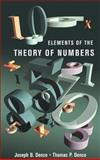 Elements of the Theory of Numbers, Dence, Thomas P. and Dence, Joseph B., 0122091302