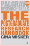 The Postgraduate Research Handbook 9780230521308