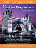 C++ for Programmers, Deitel, Harvey M. and Deitel, Paul J., 0137001304