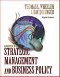 Concept of Strategic Management and Business Policy, Wheelen, Thomas L. and Hunger, J. David, 0130651311