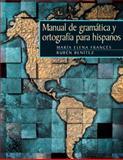 Manual de Gramática  y Ortografía Para Hispanos 9780131401310