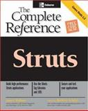 Struts : The Complete Reference, Holmes, James, 0072231319