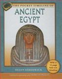 The Pocket Timeline of Ancient Egypt, Helen M. Strudwick, 0195301315