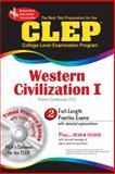 CLEP Western Civilization - Ancient near East to 1648, Ziomkowski, Robert, 0738601314