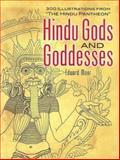Hindu Gods and Goddesses, Edward Moor, 0486451313