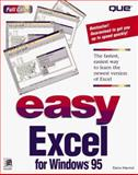 Easy Excel for Windows 95, Marmel, Elaine J., 0789701316