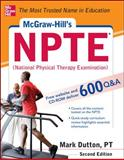 NPTE - National Physical Therapy Examination, Dutton, Mark, 007177131X