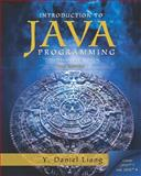 Intro to Java Programming, Comprehensive Version, Liang, Y. Daniel, 0133761312