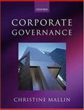 Corporate Governance 9780199261314