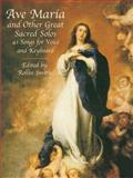 Ave Maria and Other Great Sacred Solos, , 0486431312