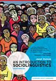 An Introduction to Sociolinguistics, Holmes, Janet A., 1405821310
