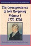 The Correspondence of Iolo Morganwg 9780708321317