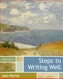 Steps to Writing Well 9781133311317