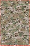 Small Camo Leaderbook, United States Government US Army, 1493541315