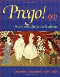 Prego! an Invitation to Italian, Lazzarino, Graziana and Aski, Janice, 0072561319