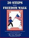 20 Steps to A Freedom Walk, Joey Rizzolo, 1434351319