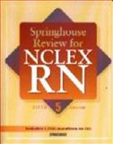 Springhouse Review for NCLEX-RN, Springhouse Publishing Company Staff, 1582551316