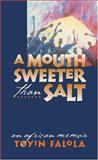 A Mouth Sweeter Than Salt 9780472031320