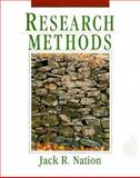 Research Methods, Nation, Jack R., 0023861320