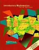 Introductory Mathematics 9780130161321