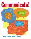 Communicate!, Verderber, Rudolph F. and Verderber, Kathleen S., 0534561322