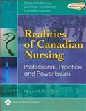 Realities of Canadian Nursing, Professional, Practice and Power Issues, McIntyre, Marjorie , 0781761328