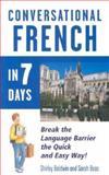 Conversational French in 7 Days, Baldwin, Shirley, 0844291323