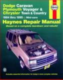 Haynes Dodge, Plymouth and Chrysler Mini-Vans, 1984-1995, Haynes Publications Staff and John Haynes, 1563921324