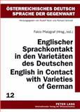 Englischer Sprachkontakt in den Varietäten des Deutschen / English in Contact with Varieties of German 9783631581322