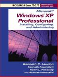 Exam 70-270 Microsoft Windows XP Professional, Laudon, Kenneth C., 0131441329