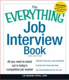 The Everything Job Interview Book, Lin Grensing-Pophal SPHR, 1440531323