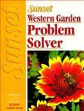 Western Garden Problem Solver, Sunset Publishing Staff, 0376061324