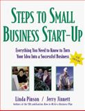Steps to Small Business Start-Up, Pinson, Linda and Jinnett, Jerry, 1574101323