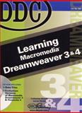 DDC Learning Macromedia Dreamweaver 3 And 4, Skintik, Catherine and Reidel, James, 1585771325