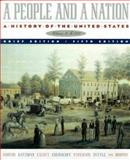 People and a Nation : History of the United States, Norton, Mary Beth and Katzman, 0395921325
