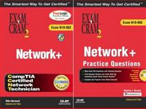 The Ultimate Network+ Certification Exam Cram 2 Study Kit, Que Corporation Staff, 0789731320