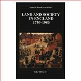 Land and Society in England, 1750-1980 9780582491328