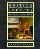 Writing from Sources, Scott, Brenda, 0312101325