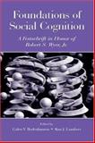 Foundations of Social Cognition 9780805841329
