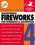 Fireworks 4 for Windows and Macintosh, Cohen, Sandee, 0201731339