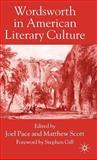 Wordsworth in American Literary Culture, Pace, Joel, 1403901333