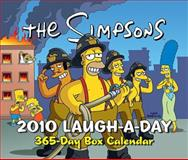 The Simpsons 2010, Matt Groening, 006169133X