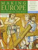 Making Europe Vol. 1 : The Story of the West, Kidner, Frank L. and Bucur, Maria, 1111841330