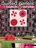 Quilted Panels in Black and White, Kay Capps Cross, 1440211337