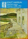 Selected Letters II, 1898-1952, Knut Hamsun, 187004133X