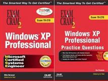 The Ultimate Microsoft XP 70-270 Professional Exam Cram 2 Study Kit, Dan Balter and Derek Melber, 0789731339
