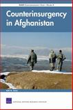 Counterinsurgency in Afghanistan, Seth G.  Jones, 0833041339