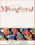 Fundamentals of Management 9780130651334